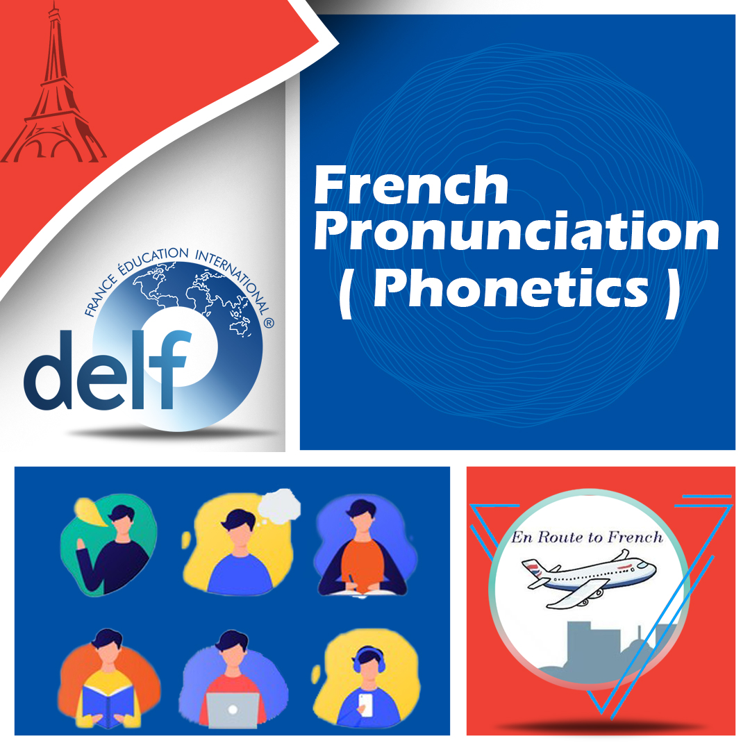 En Route to French - French Pronunciation Banner